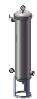 Yüksek Kapasite Paslanmaz Çelik Filtreler
